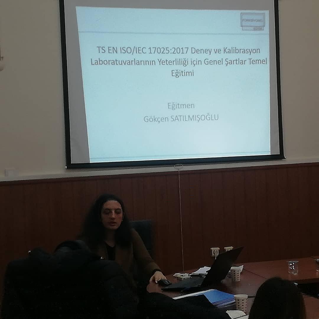 TS EN ISO/IEC 17025:2017 EĞİTİMİ
