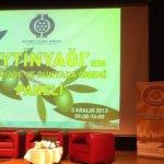 Zeytin ve Zeytinyağının Ülkemiz ve Dünyadaki Önemi Paneli