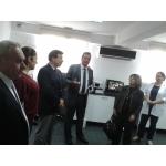 UZZK Yönetiminin Laboratıvarımızı Ziyareti