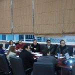 AYDIN'DA GAZETECİLERE ZEYTİNYAĞI DUYUSAL ÖZELLİKLER EĞİTİMİ VERİLDİ