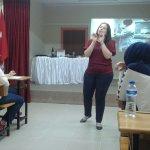 Murat-Hale Küçükoğlu Mesleki ve Teknik Anadolu Lisesi (VİMJO Kız Teknik ve Meslek Lisesi) Zeytinyağı ve Tadım Eğitimi