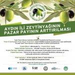 Zeytinyağı Sakarya' da tanıtılacak